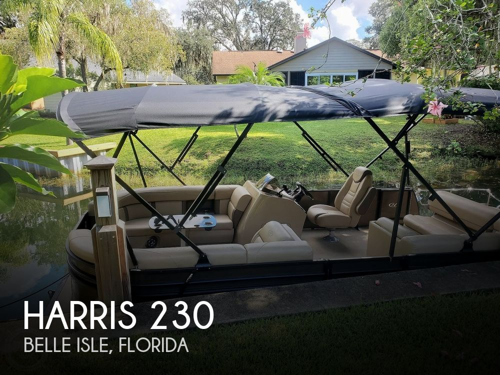 2020 Harris boat for sale, model of the boat is 230CR & Image # 1 of 40