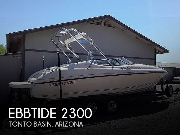 1999 Ebbtide boat for sale, model of the boat is 2300 Bow Rider & Image # 1 of 20