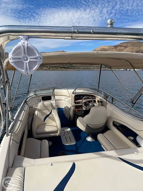 1999 Ebbtide boat for sale, model of the boat is 2300 Bow Rider & Image # 2 of 20