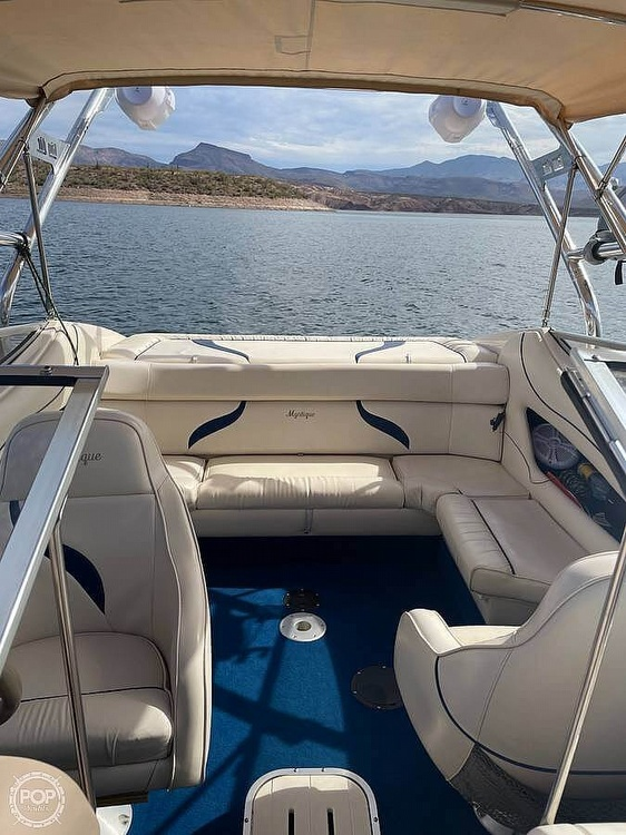 1999 Ebbtide boat for sale, model of the boat is 2300 Bow Rider & Image # 9 of 20