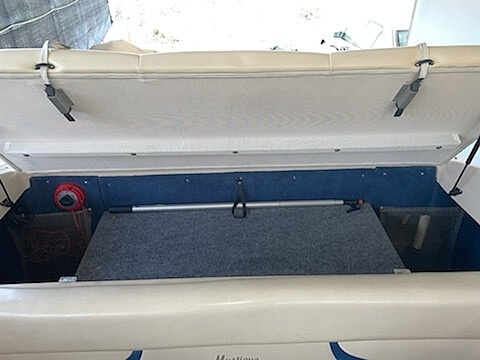 1999 Ebbtide boat for sale, model of the boat is 2300 Bow Rider & Image # 15 of 20
