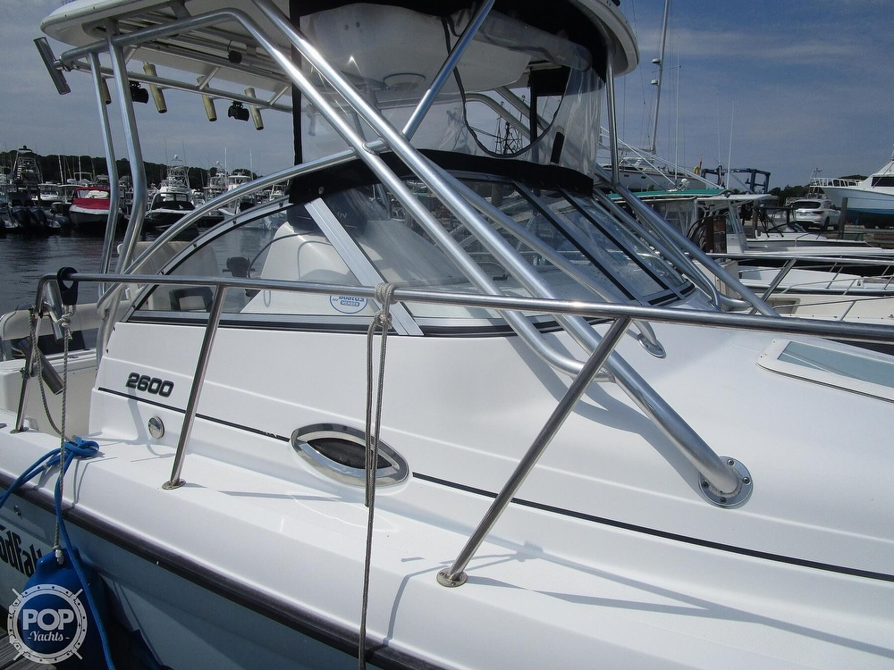 2005 Century boat for sale, model of the boat is 2600 Walkaround & Image # 18 of 40