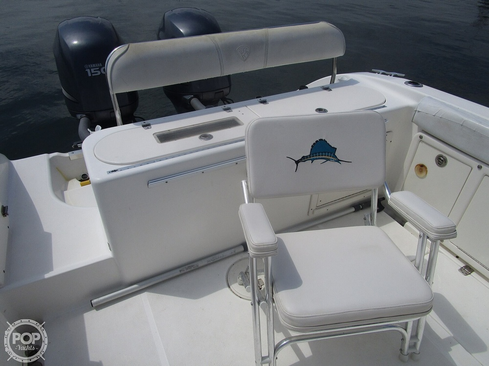 2005 Century boat for sale, model of the boat is 2600 Walkaround & Image # 28 of 40