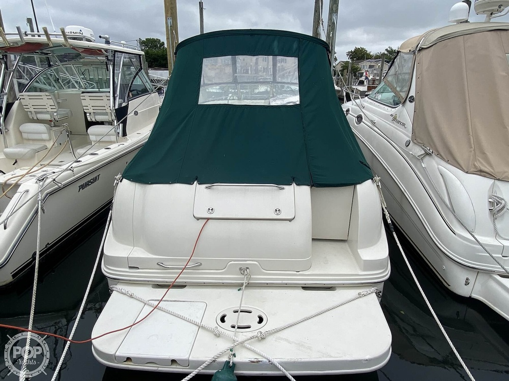 2001 Sea Ray boat for sale, model of the boat is 245 weekender & Image # 2 of 40