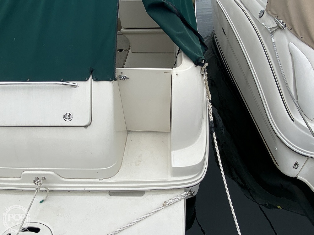 2001 Sea Ray boat for sale, model of the boat is 245 weekender & Image # 18 of 40
