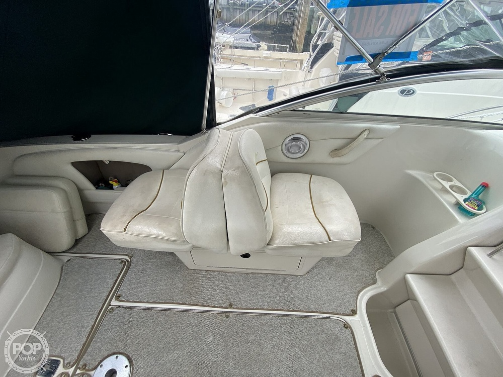 2001 Sea Ray boat for sale, model of the boat is 245 weekender & Image # 4 of 40