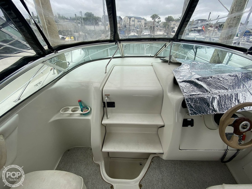 2001 Sea Ray boat for sale, model of the boat is 245 weekender & Image # 5 of 40