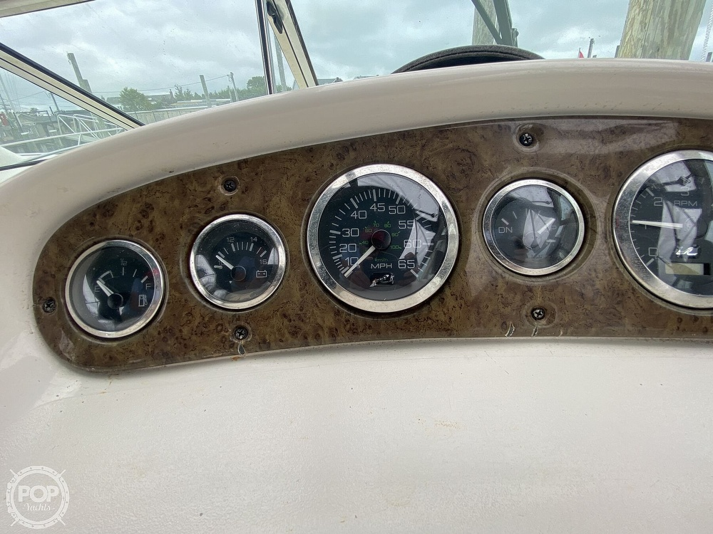 2001 Sea Ray boat for sale, model of the boat is 245 weekender & Image # 23 of 40