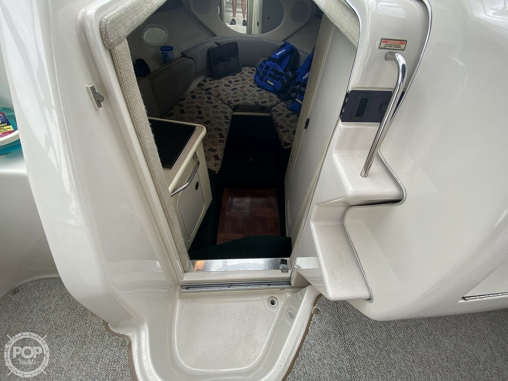 2001 Sea Ray boat for sale, model of the boat is 245 weekender & Image # 34 of 40