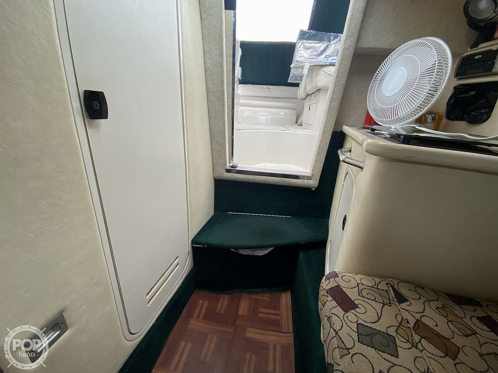 2001 Sea Ray boat for sale, model of the boat is 245 weekender & Image # 9 of 40