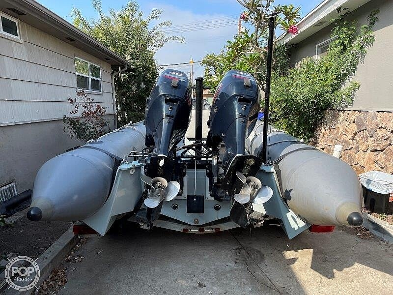 1999 Zodiac boat for sale, model of the boat is Hurricane H533 & Image # 7 of 40