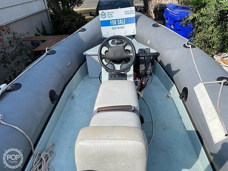 1999 Zodiac boat for sale, model of the boat is Hurricane H533 & Image # 36 of 40