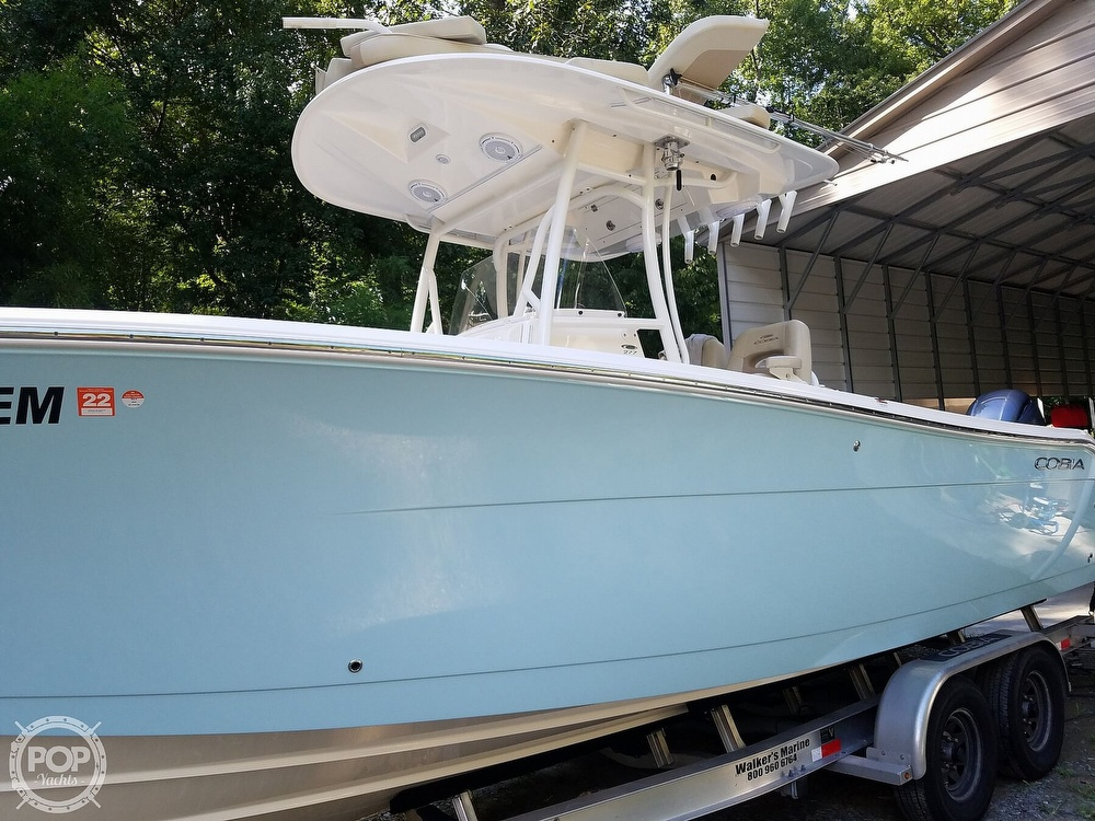 2019 Cobia boat for sale, model of the boat is 277 & Image # 2 of 40