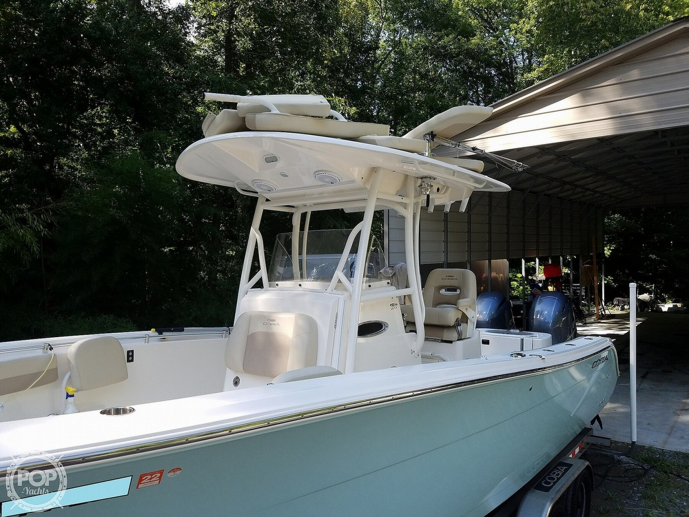 2019 Cobia boat for sale, model of the boat is 277 & Image # 3 of 40