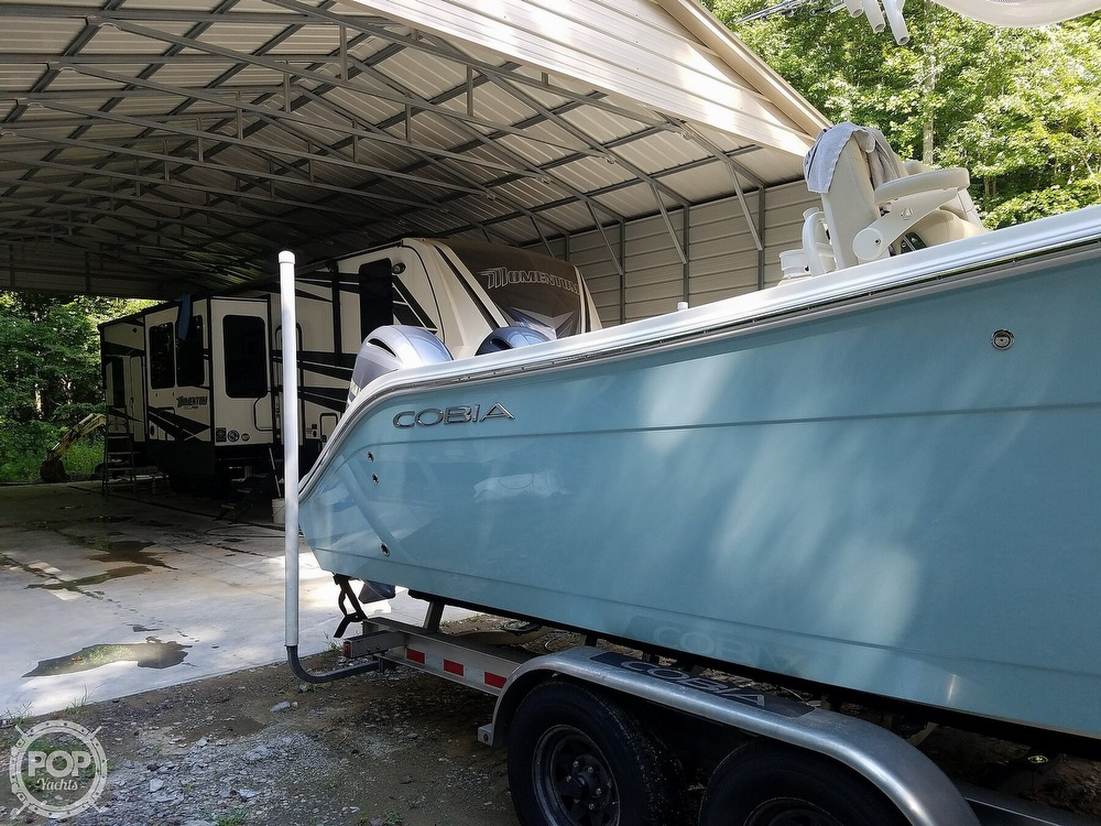2019 Cobia boat for sale, model of the boat is 277 & Image # 12 of 40