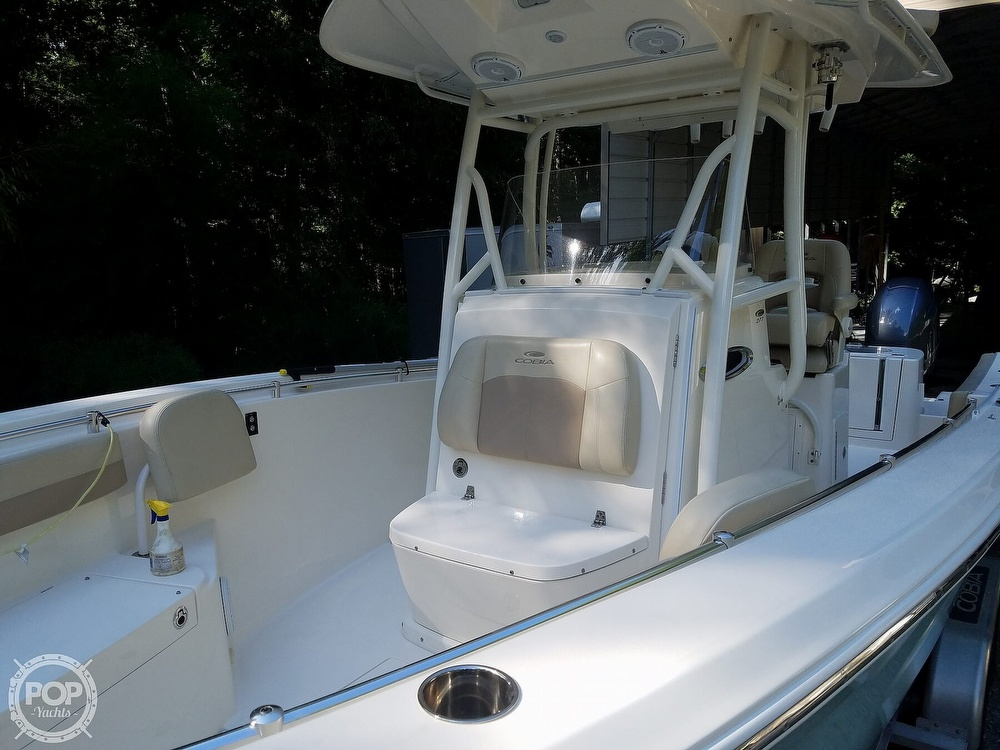 2019 Cobia boat for sale, model of the boat is 277 & Image # 16 of 40
