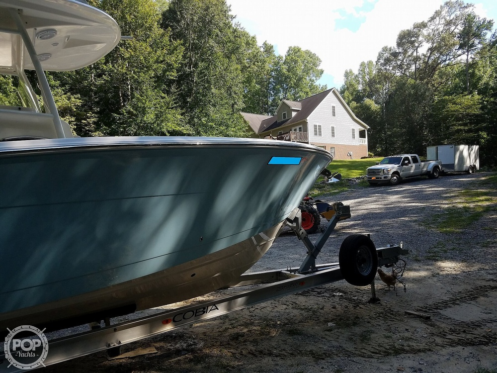 2019 Cobia boat for sale, model of the boat is 277 & Image # 26 of 40