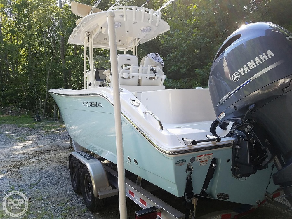 2019 Cobia boat for sale, model of the boat is 277 & Image # 37 of 40