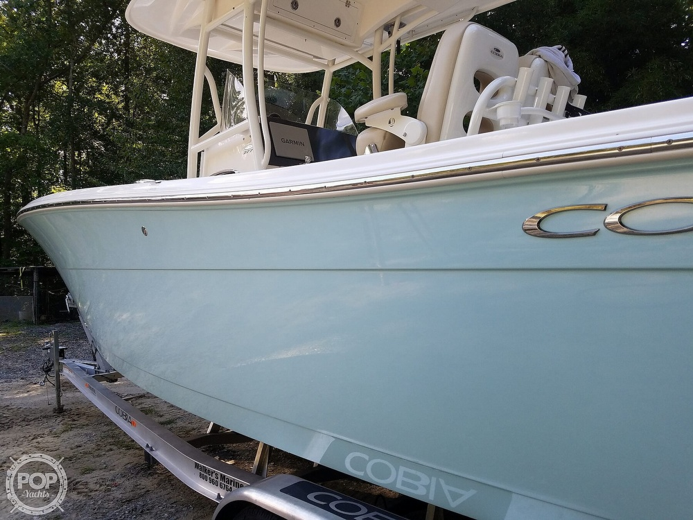 2019 Cobia boat for sale, model of the boat is 277 & Image # 39 of 40