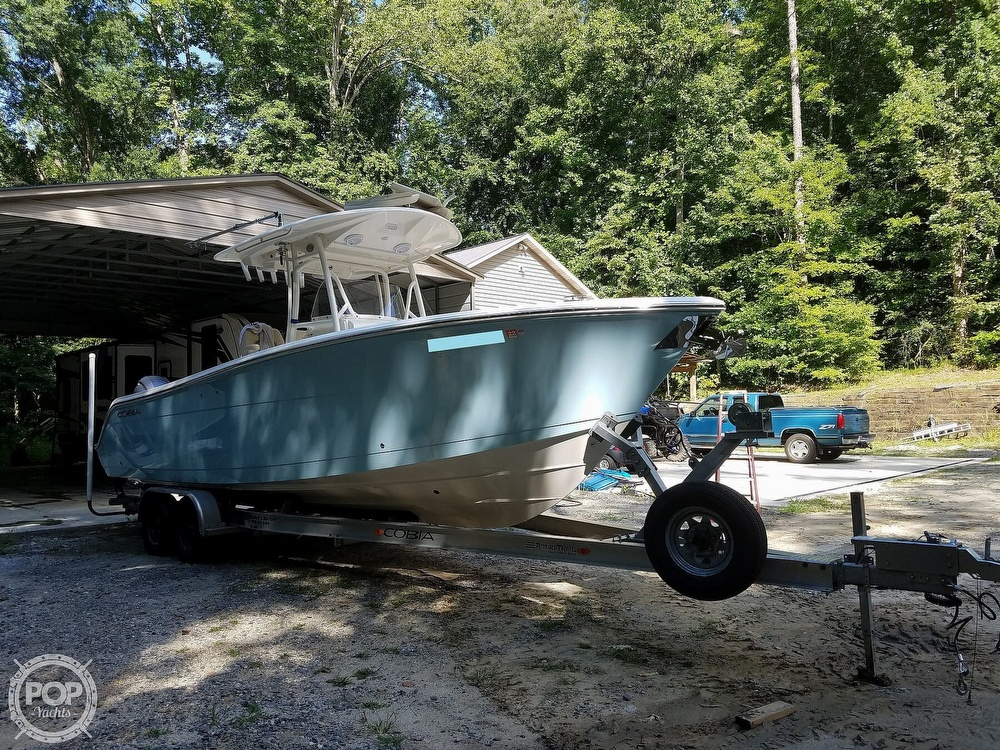 2019 Cobia boat for sale, model of the boat is 277 & Image # 27 of 40