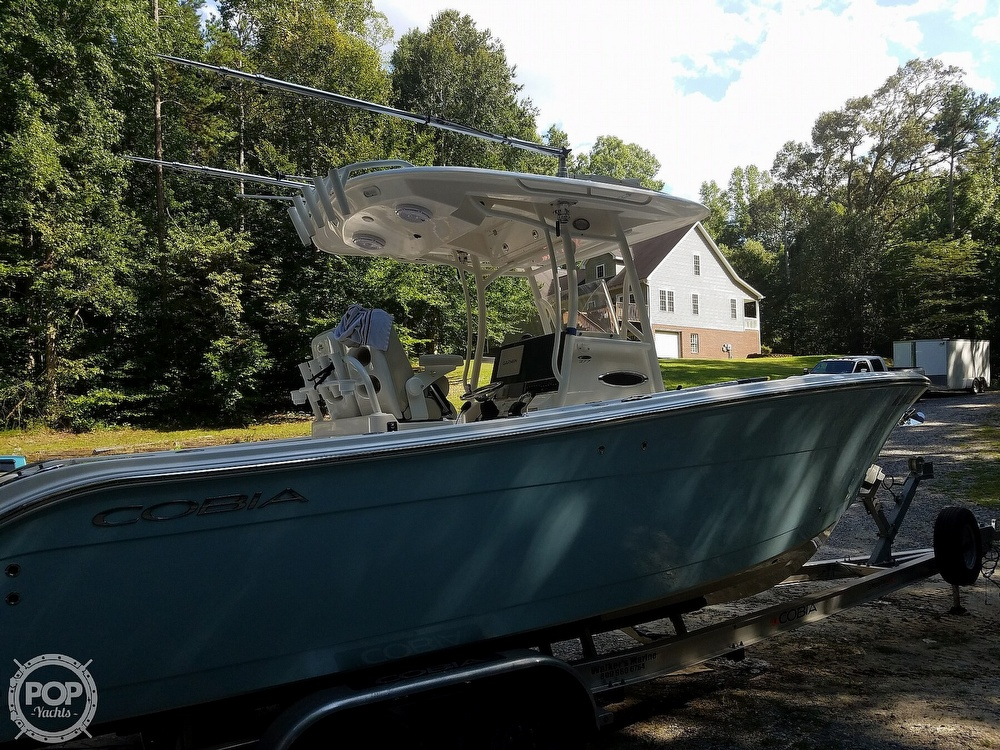 2019 Cobia boat for sale, model of the boat is 277 & Image # 28 of 40