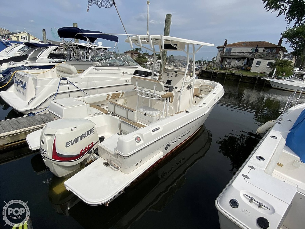 2015 Striper boat for sale, model of the boat is 220 & Image # 11 of 40