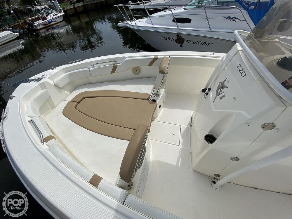 2015 Striper boat for sale, model of the boat is 220 & Image # 5 of 40