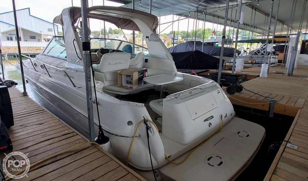 1998 Sea Ray boat for sale, model of the boat is 310 Sundancer & Image # 9 of 40