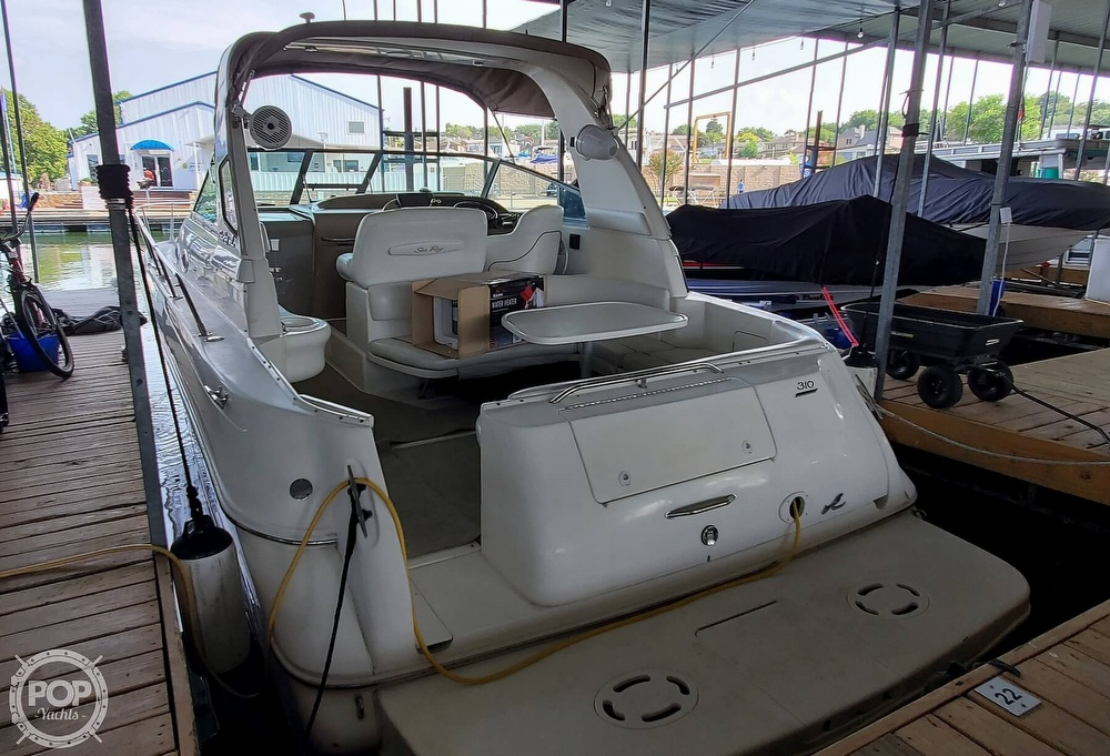 1998 Sea Ray boat for sale, model of the boat is 310 Sundancer & Image # 8 of 40