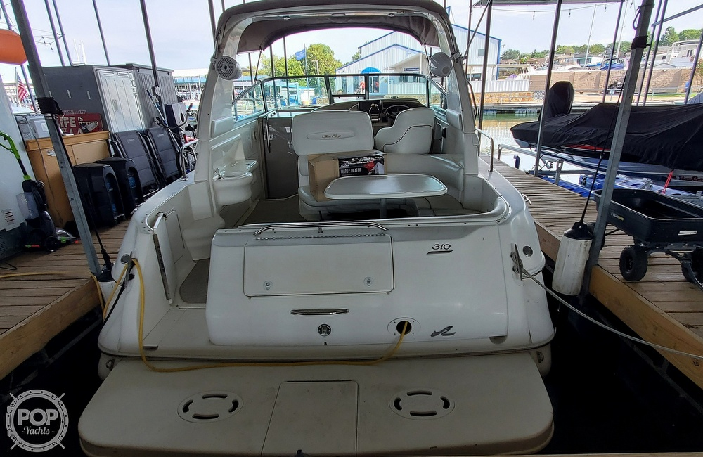 1998 Sea Ray boat for sale, model of the boat is 310 Sundancer & Image # 7 of 40
