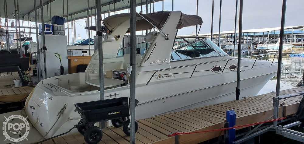 1998 Sea Ray boat for sale, model of the boat is 310 Sundancer & Image # 2 of 40