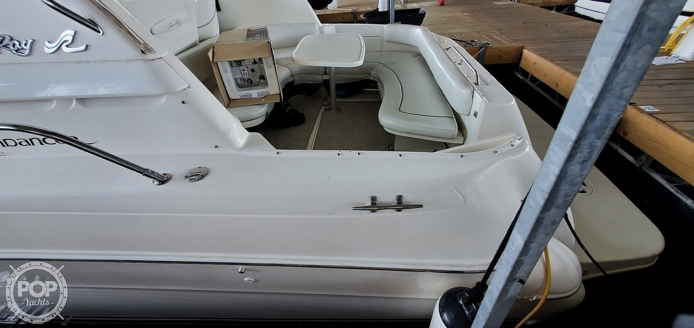 1998 Sea Ray boat for sale, model of the boat is 310 Sundancer & Image # 34 of 40