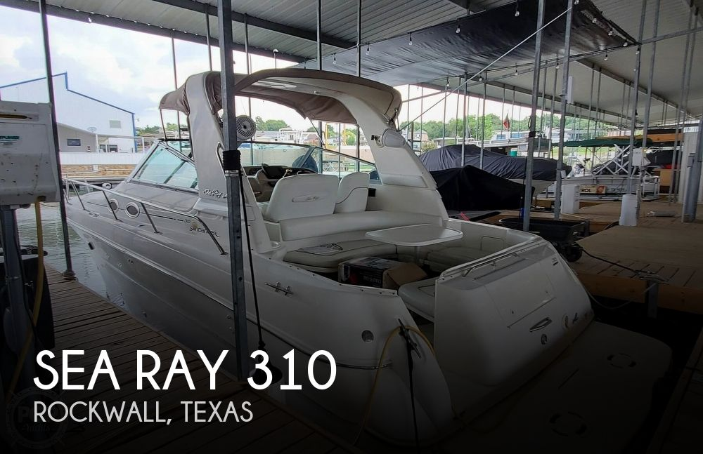 1998 Sea Ray boat for sale, model of the boat is 310 Sundancer & Image # 1 of 40