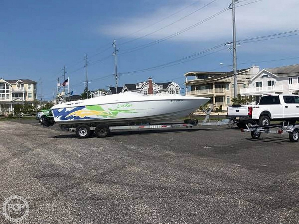 2003 Baja boat for sale, model of the boat is Outlaw & Image # 2 of 40