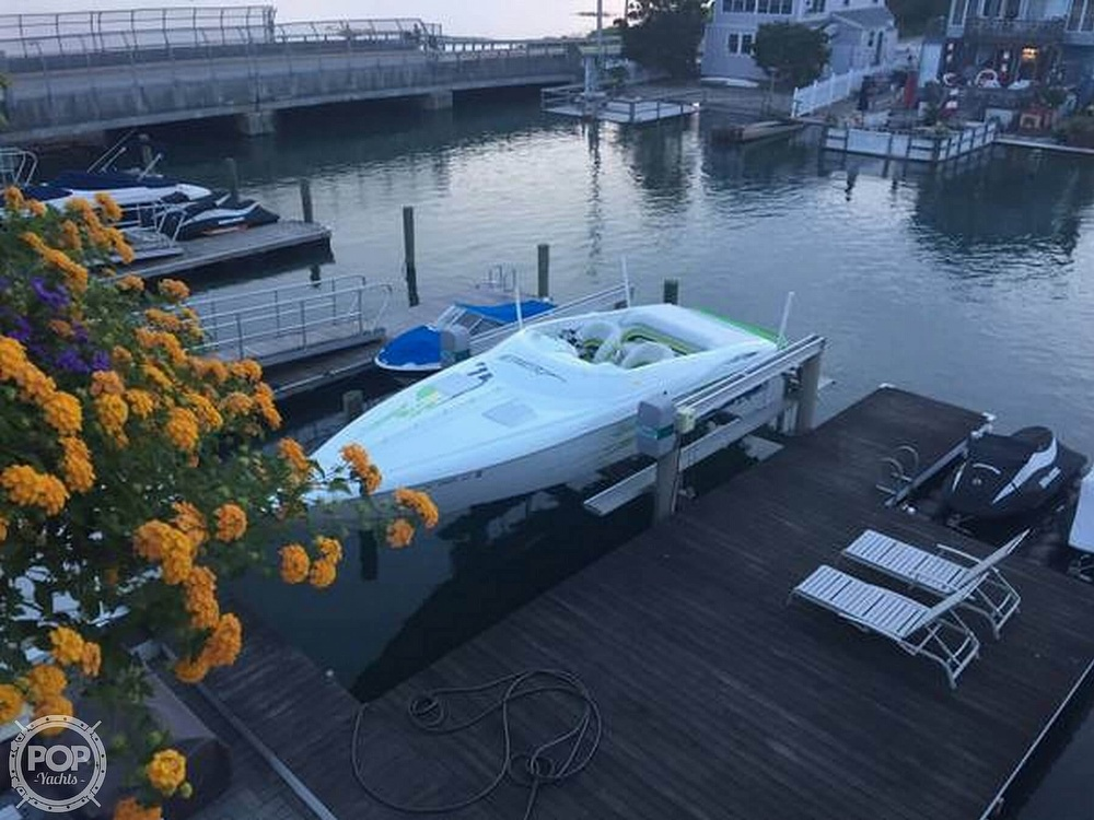 2003 Baja boat for sale, model of the boat is Outlaw & Image # 4 of 40