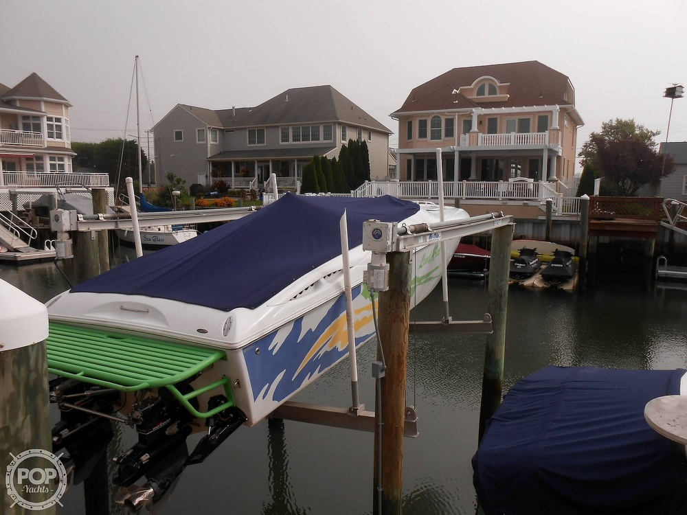 2003 Baja boat for sale, model of the boat is Outlaw & Image # 15 of 40