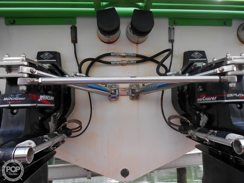 2003 Baja boat for sale, model of the boat is Outlaw & Image # 26 of 40