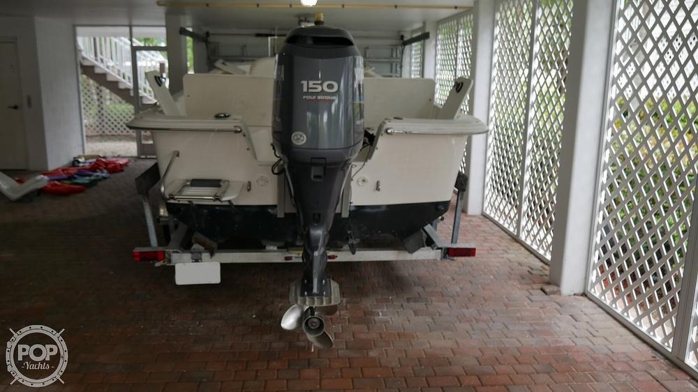 2011 Carolina Skiff boat for sale, model of the boat is 218 DLV & Image # 5 of 40
