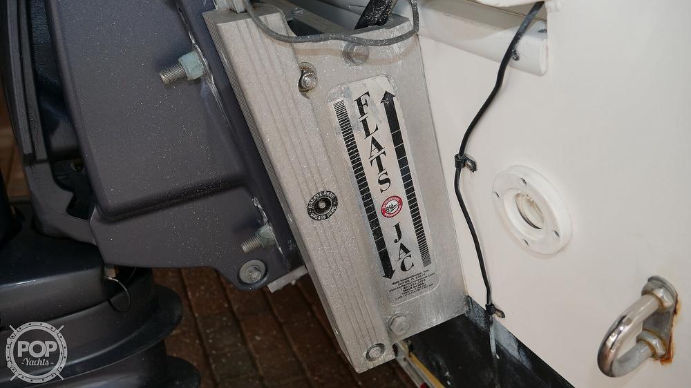 2011 Carolina Skiff boat for sale, model of the boat is 218 DLV & Image # 11 of 40