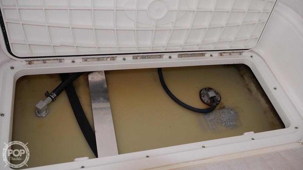 2011 Carolina Skiff boat for sale, model of the boat is 218 DLV & Image # 20 of 40