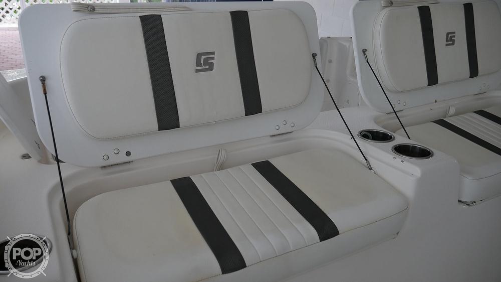 2011 Carolina Skiff boat for sale, model of the boat is 218 DLV & Image # 22 of 40