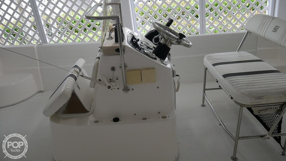 2011 Carolina Skiff boat for sale, model of the boat is 218 DLV & Image # 27 of 40