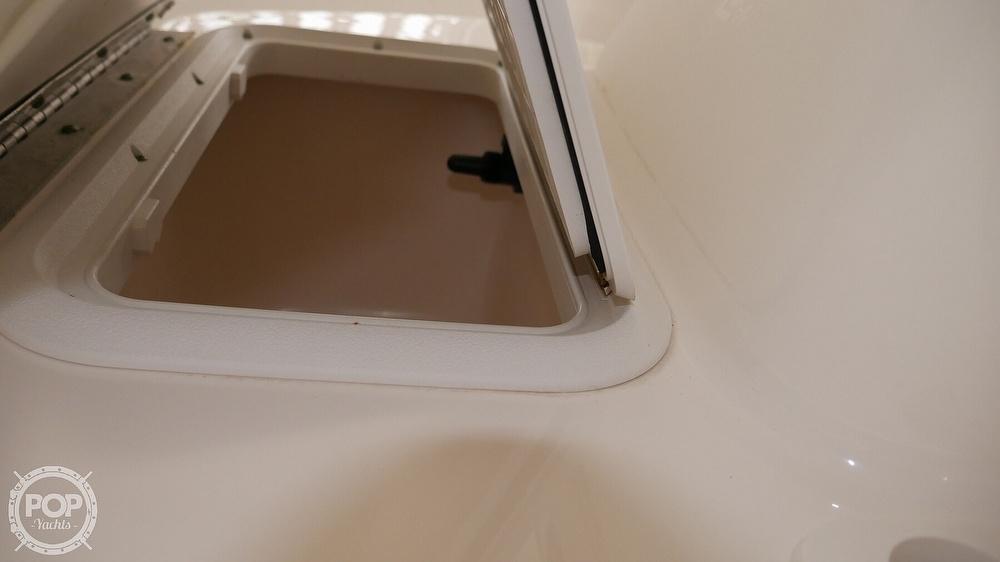 2011 Carolina Skiff boat for sale, model of the boat is 218 DLV & Image # 28 of 40