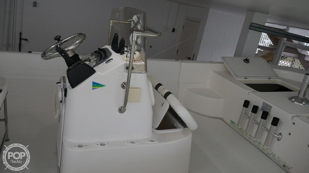 2011 Carolina Skiff boat for sale, model of the boat is 218 DLV & Image # 29 of 40