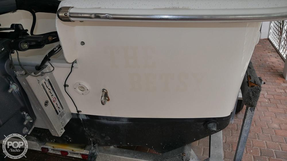 2011 Carolina Skiff boat for sale, model of the boat is 218 DLV & Image # 39 of 40