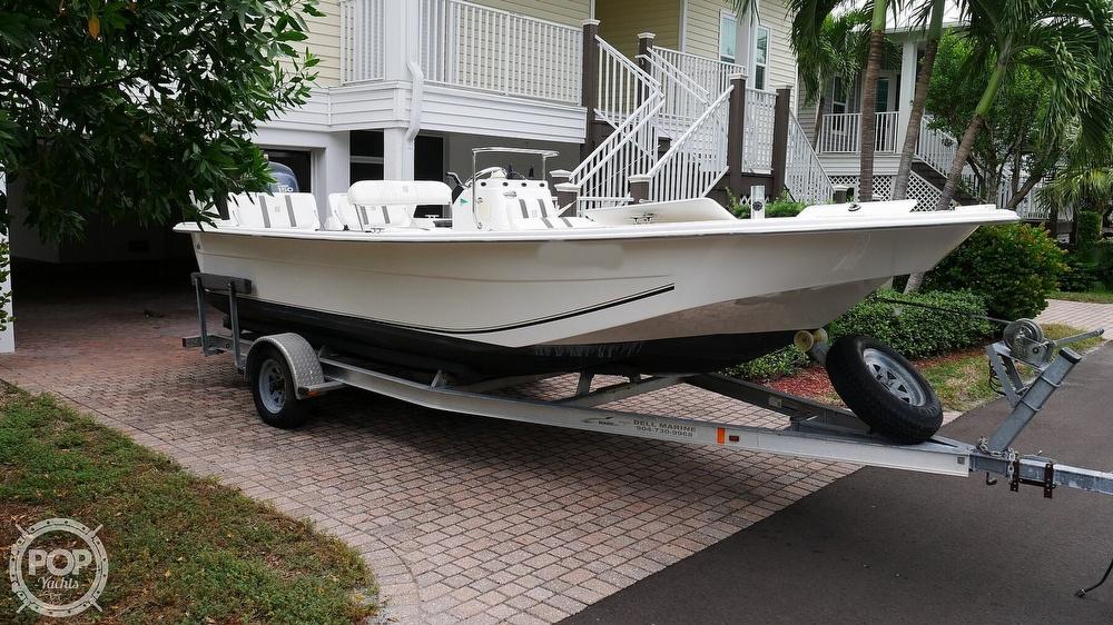 2011 Carolina Skiff boat for sale, model of the boat is 218 DLV & Image # 2 of 40