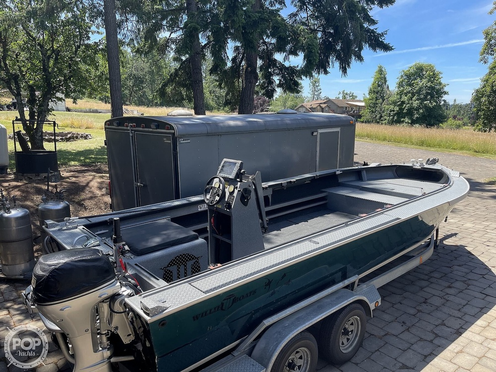 2004 Willie Boats boat for sale, model of the boat is Raptor 23 & Image # 4 of 40