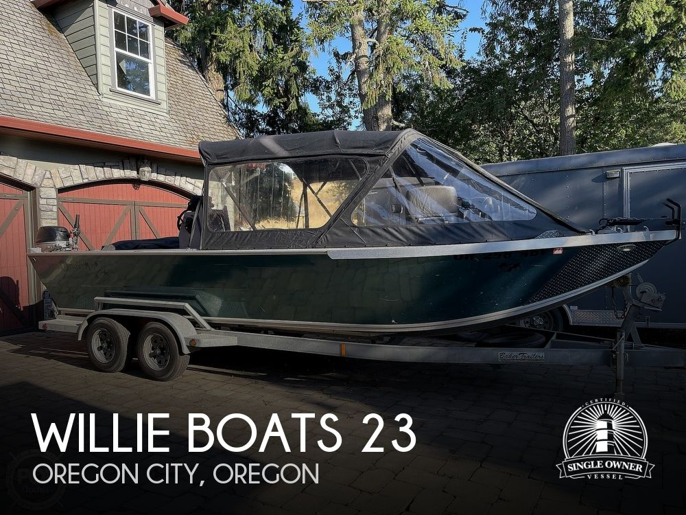 2004 Willie Boats boat for sale, model of the boat is Raptor 23 & Image # 1 of 40