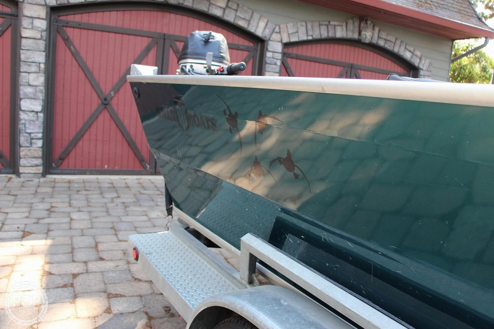 2004 Willie Boats boat for sale, model of the boat is Raptor 23 & Image # 29 of 40
