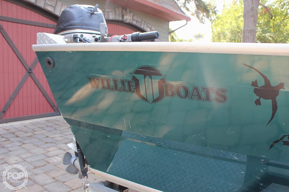 2004 Willie Boats boat for sale, model of the boat is Raptor 23 & Image # 30 of 40